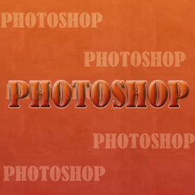 Photoshoft Text Effect: Text Effect